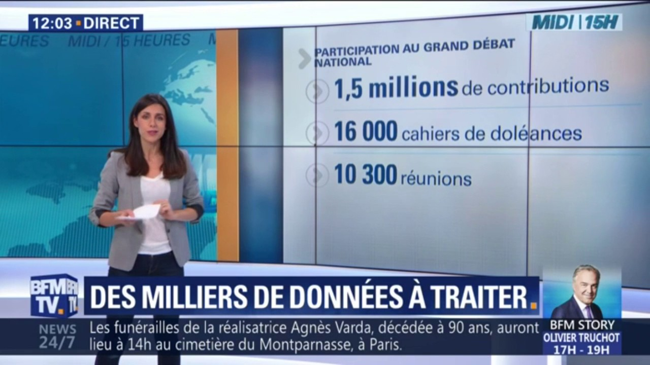 Grand débat national : l'heure du grand bilan