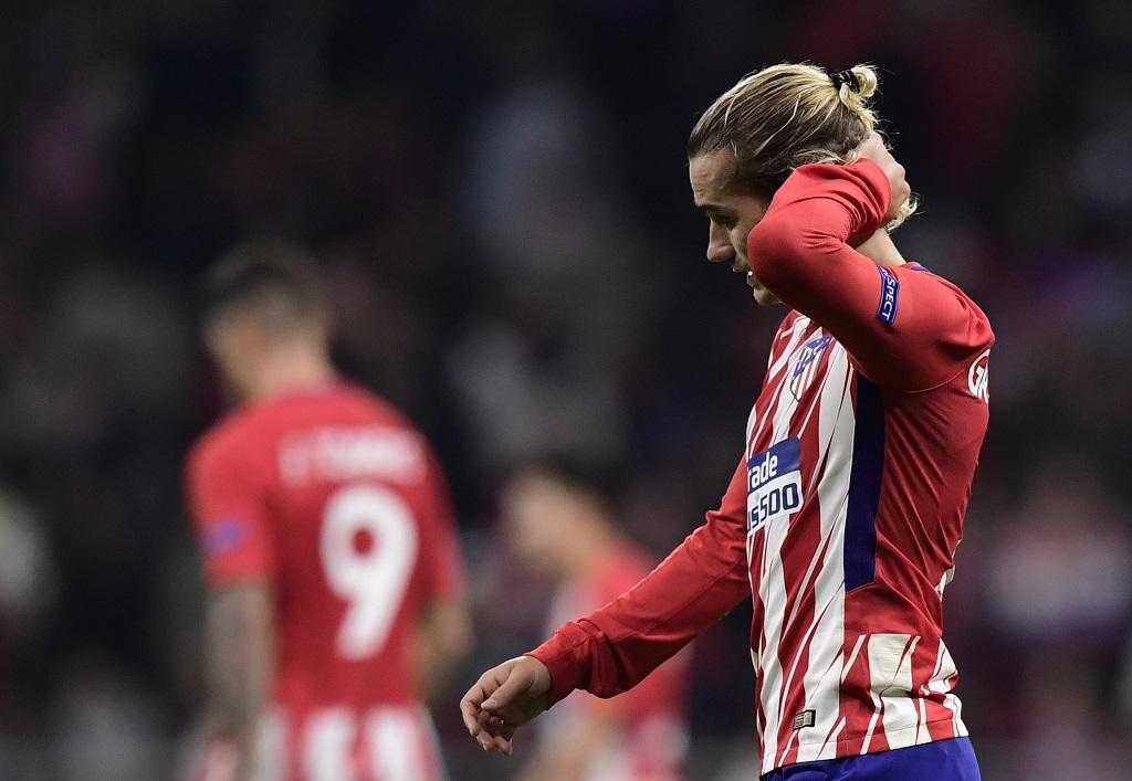 Le frère d'Antoine Griezmann tacle Diego Simeone — Atlético Madrid