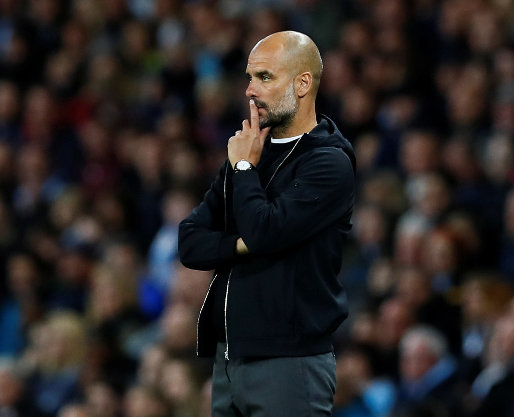 City : Guardiola ne veut pas encore prolonger