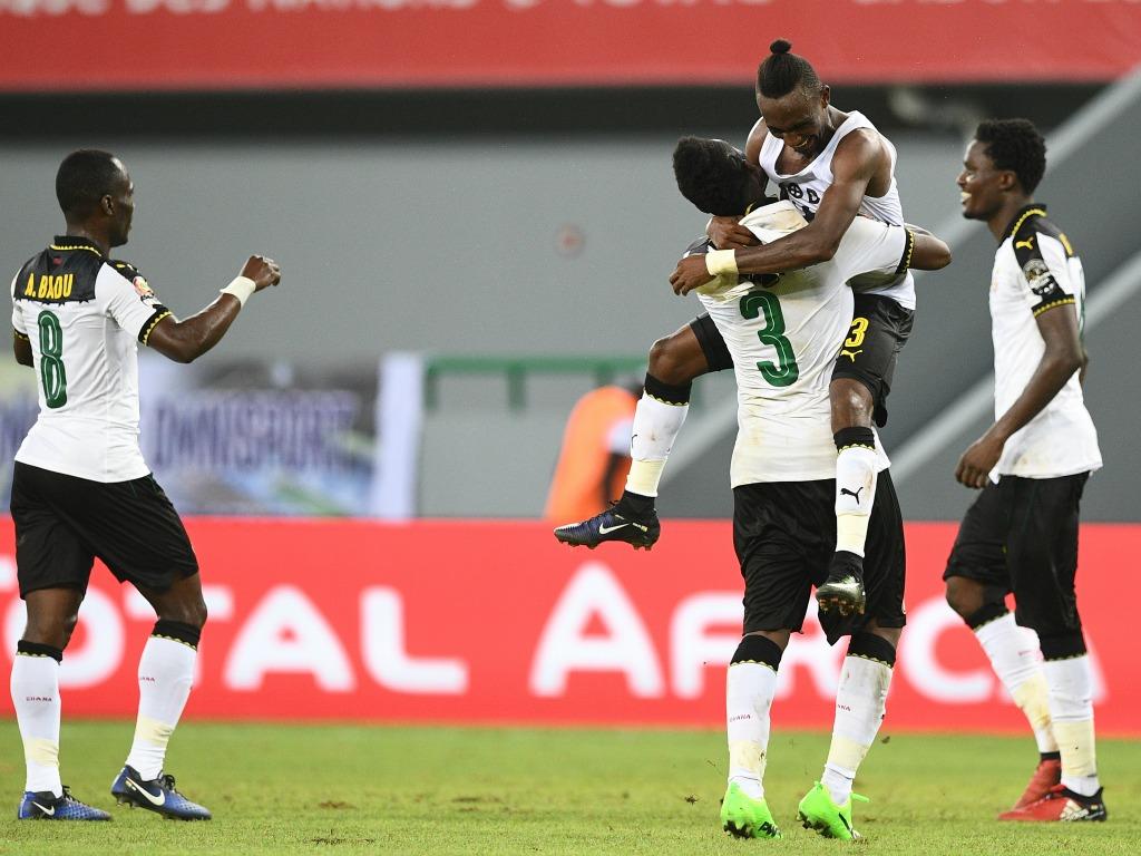 CAN : le Ghana est en quarts