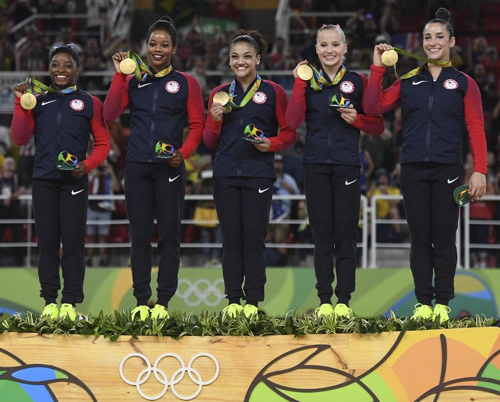 Trois dirigeants de la gymnastique américaine démissionnent après le scandale sexuel