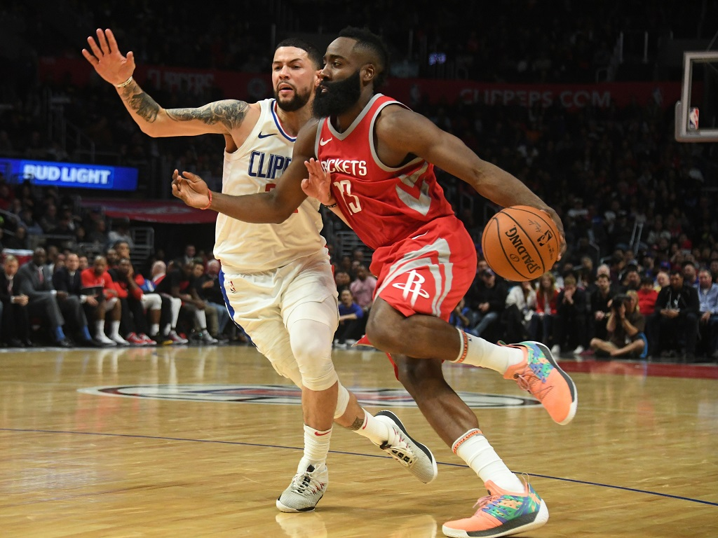 Houston, leader incontesté du championnat — Basket-NBA
