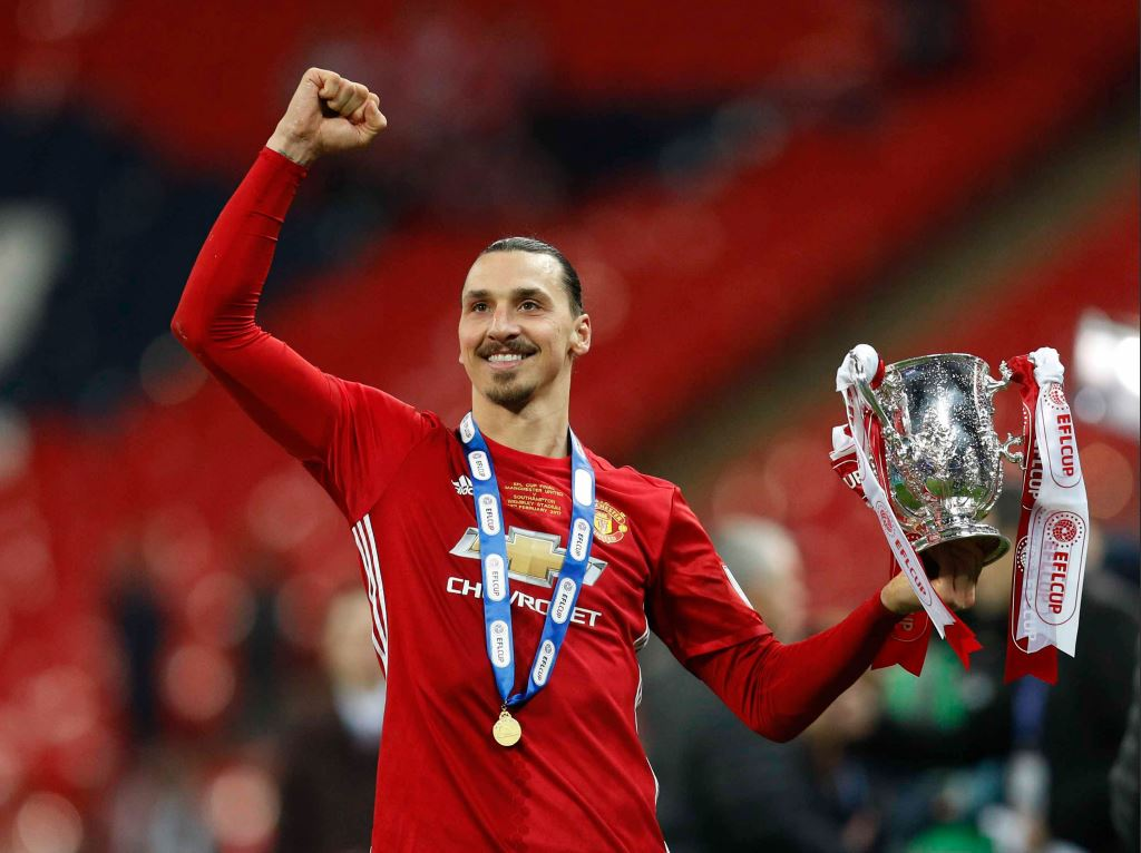 Ibrahimovic officialise son transfert au Los Angeles Galaxy !