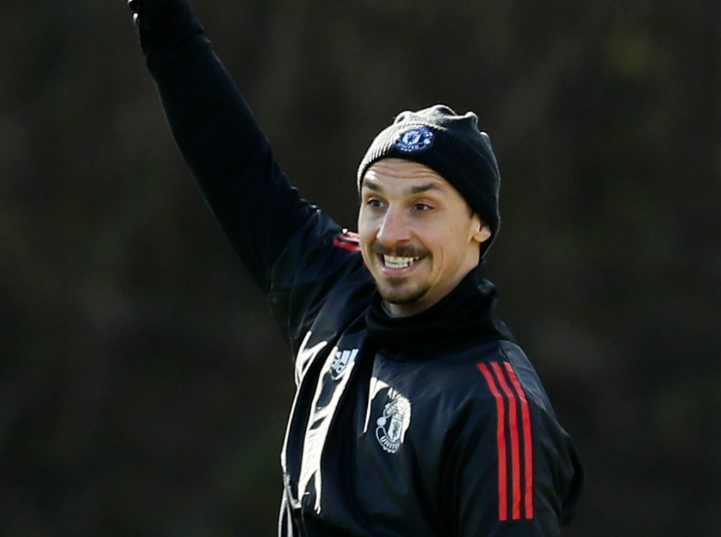 Ibrahimovic évoque un retour en sélection — Suède