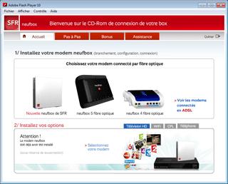 Comment installer votre box en wifi avec la fibre de sfr - Comment faire installer la fibre ...