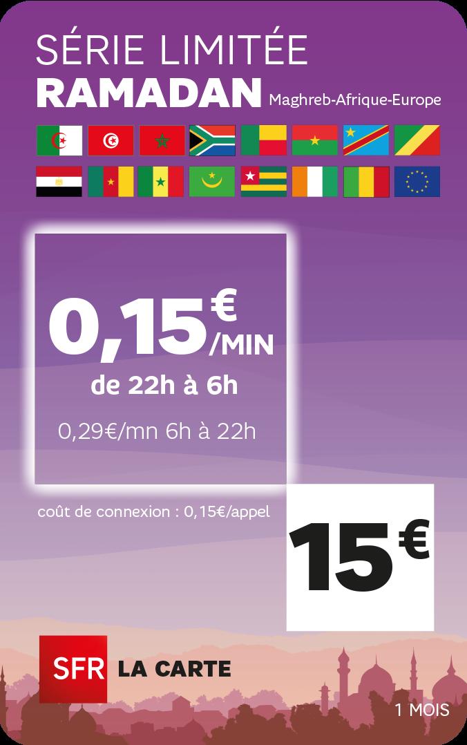 Beneficiez Des Appels Et SMS Depuis La France Metropolitaine Vers Le Maghreb 12 Pays DAfrique LEurope A Partir De 015EUR Min Cout