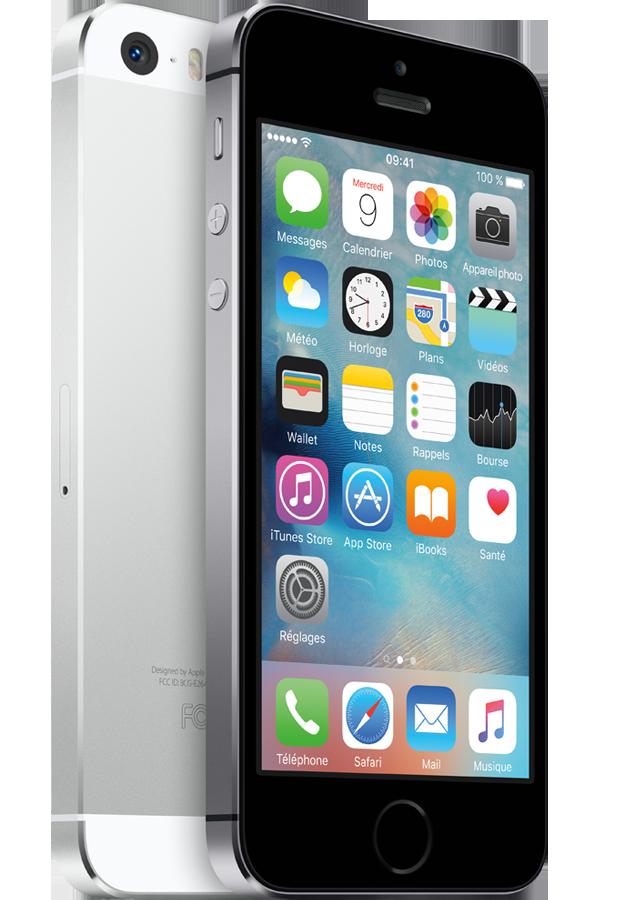 iphone 5s gratuit avec forfait