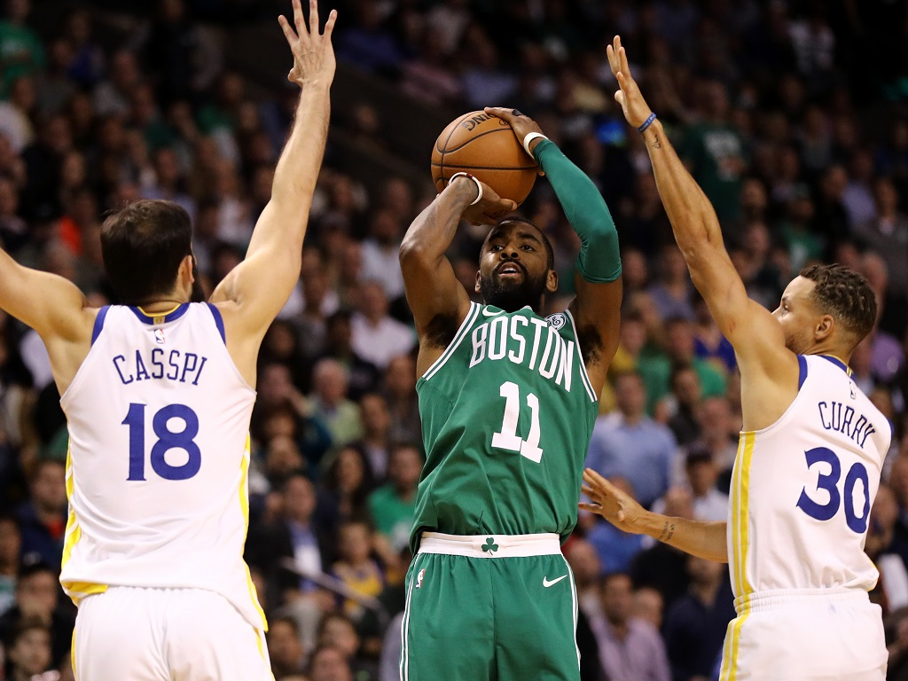 Boston foudroie Golden State, Harden étincelant — NBA