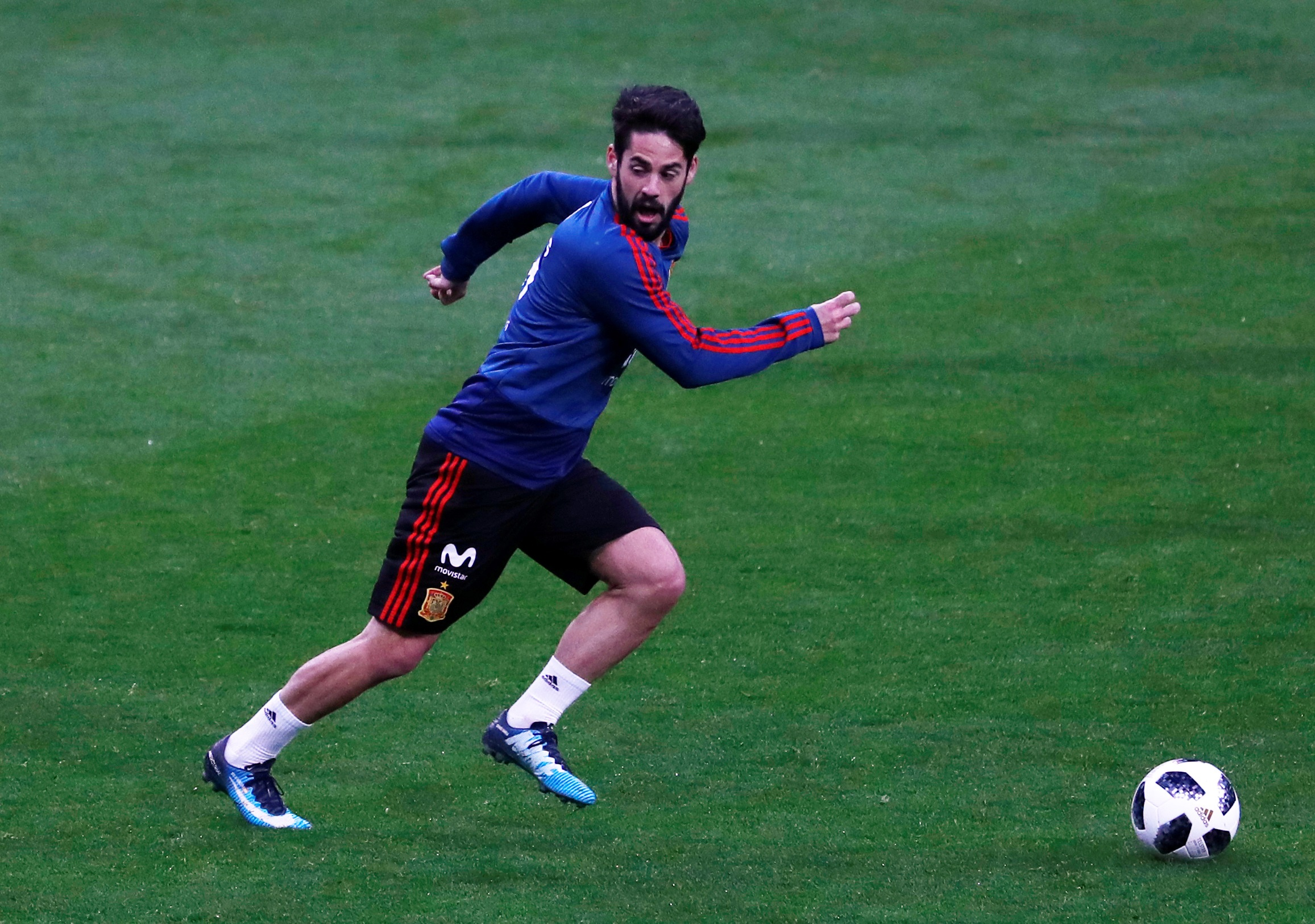 La folle rumeur Isco à Man City