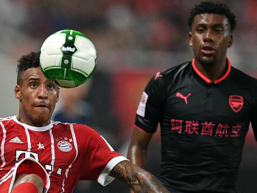 Arsenal peut remercier ses gardiens — Amical