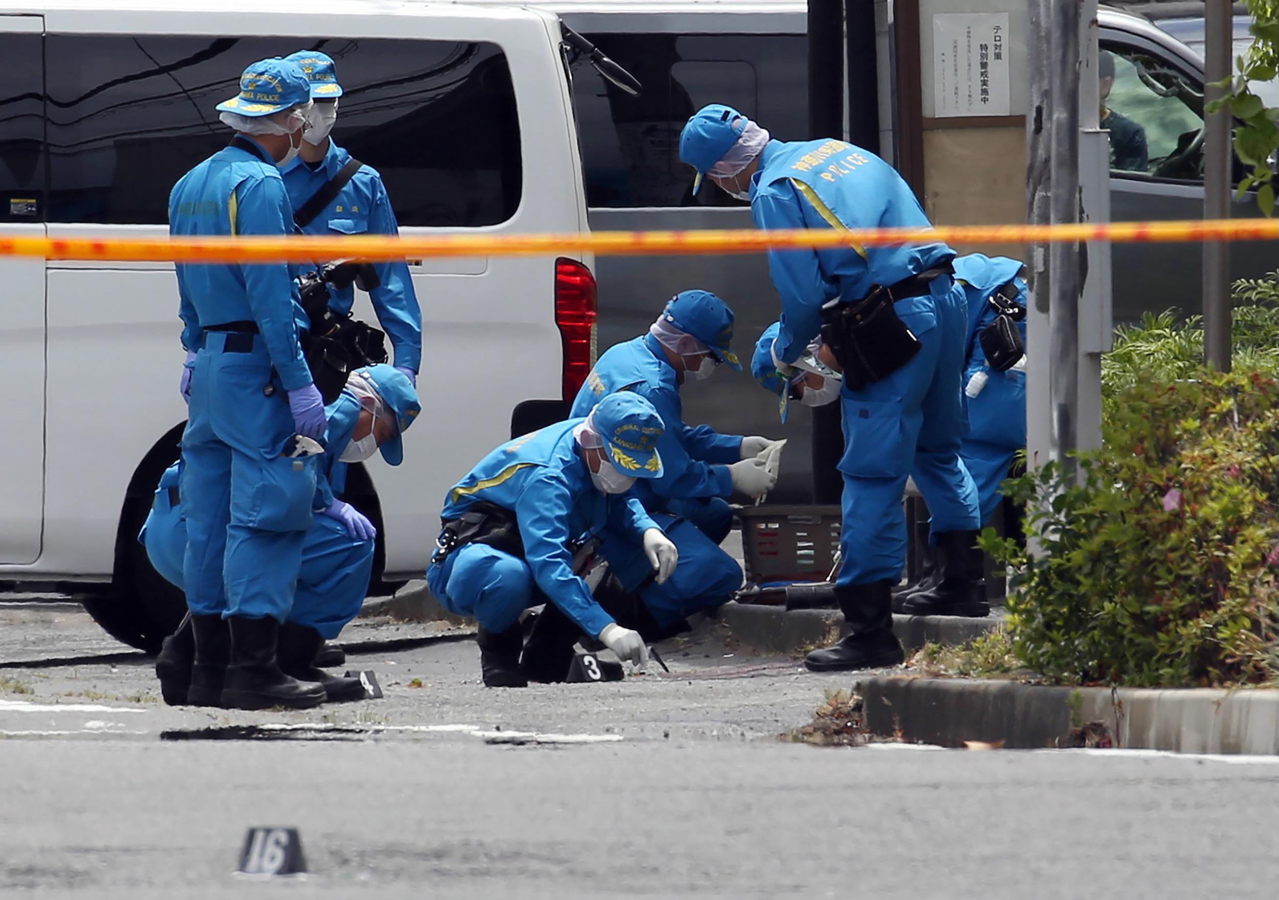 Japon : deux morts et plusieurs blessés dans une attaque au couteau