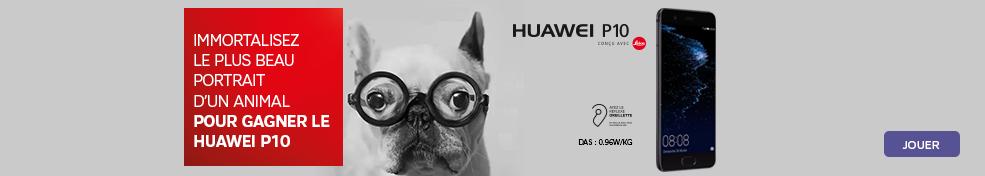 huawei P10 Concours