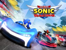 SegaTeamSonicRacing
