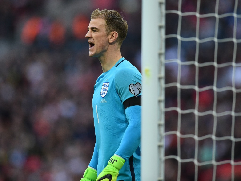 Tom Heaton remplace Joe Hart — Amical/France-Angleterre