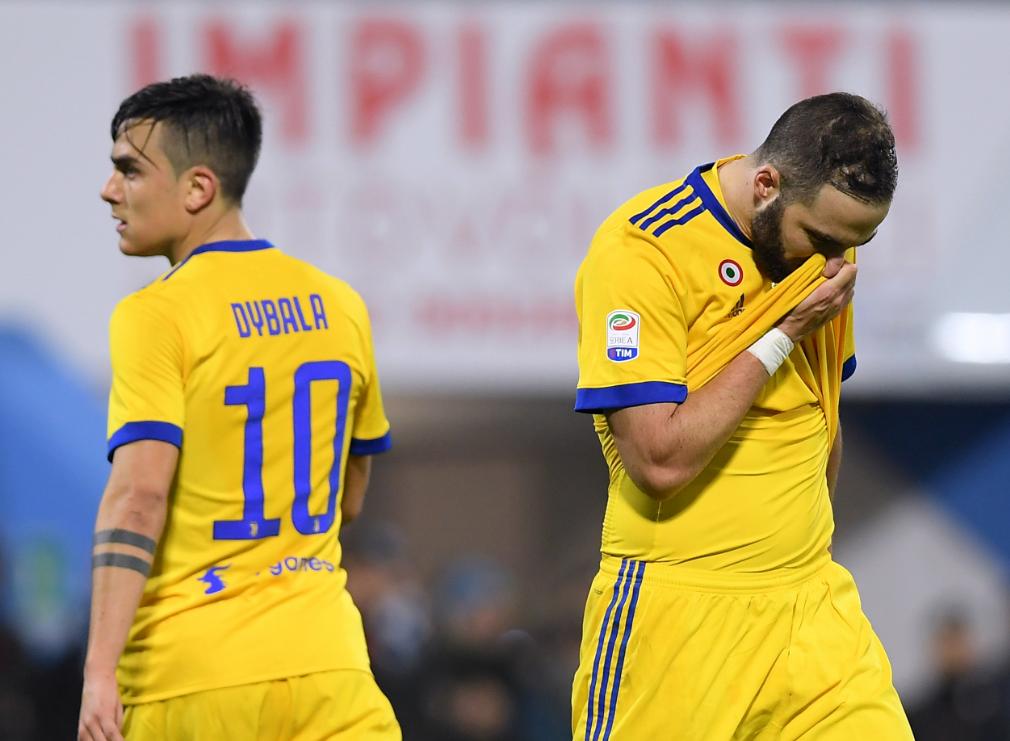 La Juve sans solutions à SPAL