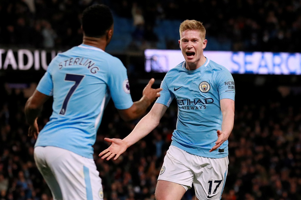 4 buts d'Agüero, Man City s'impose 5-1 — Ang