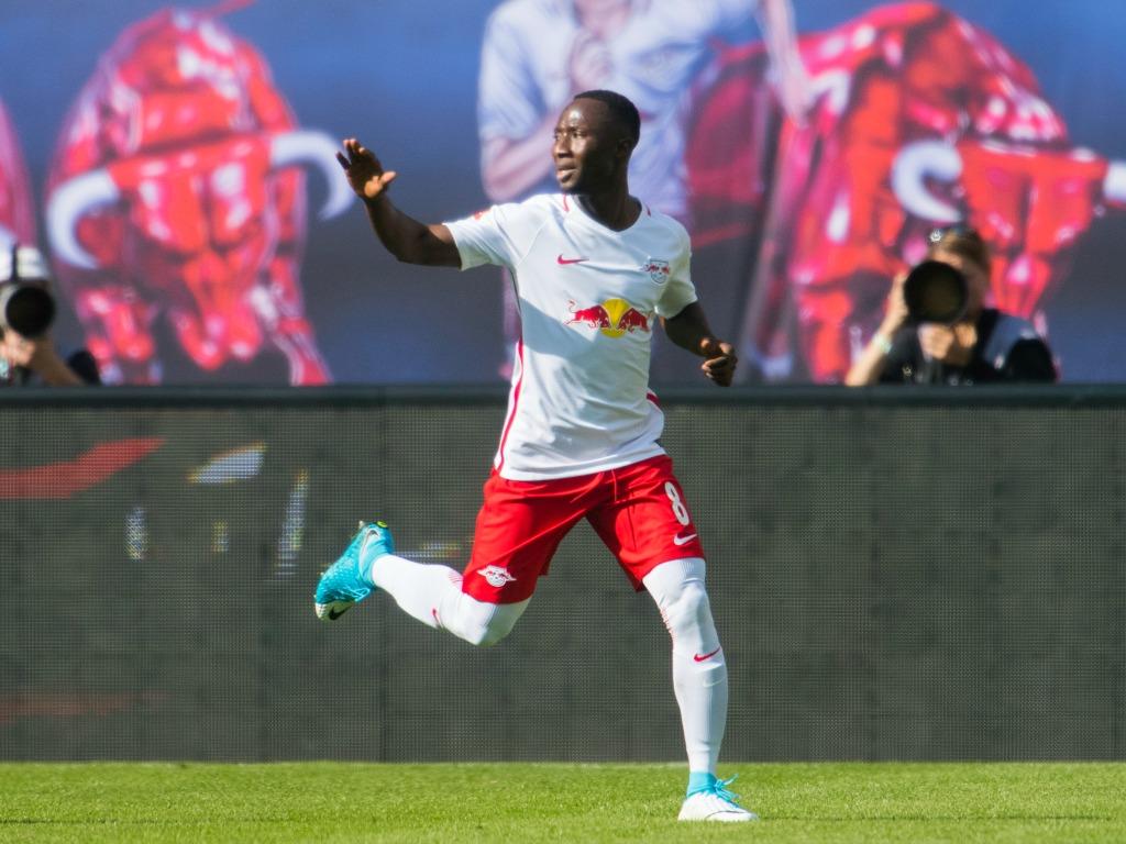Naby Keita ne partira pas selon son entraîneur — Allemagne Leipzig