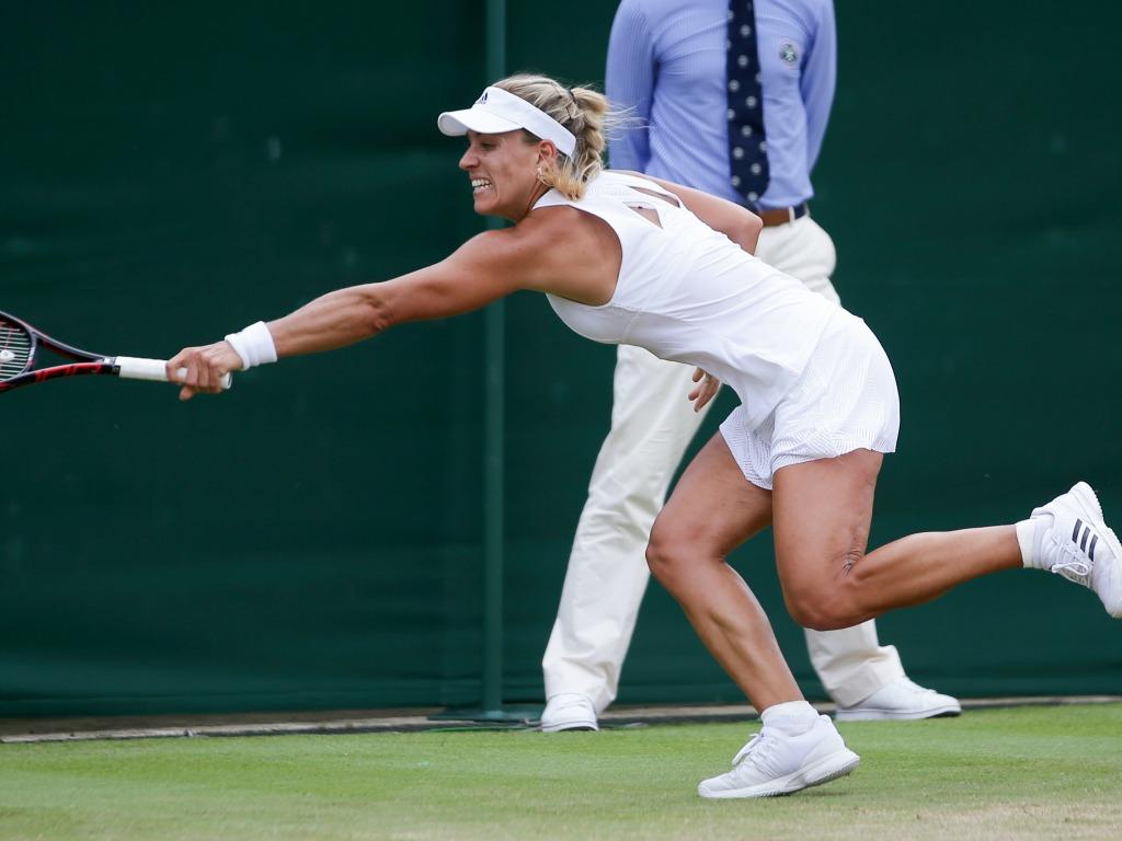 Garbine Muguruza est en demi-finale de Wimbledon