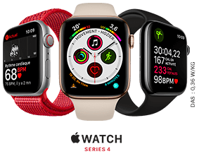APPLE WATCH SERIES 4 4G