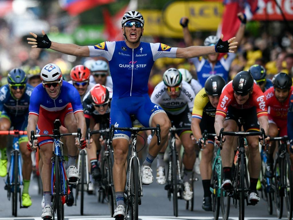 Tour de France: les puncheurs entrent en scène ce lundi