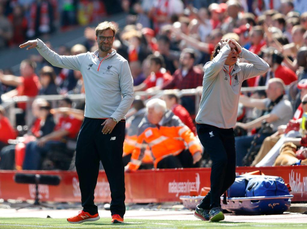 Klopp et Buvac, l'aventure est terminée — Liverpool