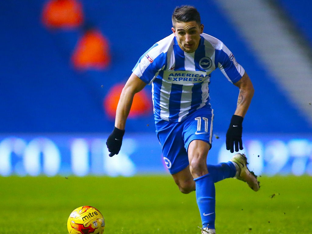 Anthony Knockaert à Brighton