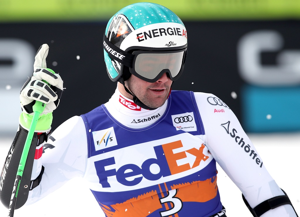 Vincent Kriechmayr couronné au super-G de Beaver Creek