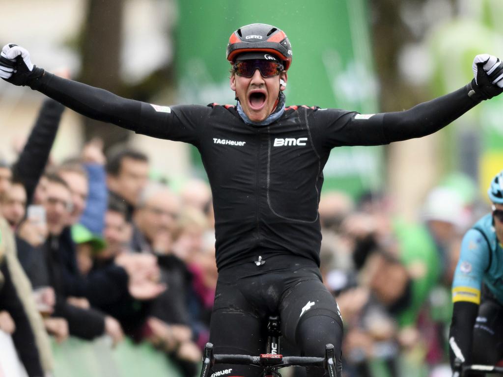 Victoire d'étape pour Küng — Tour de Romandie