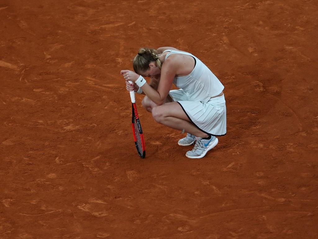 Petra Kvitova triomphe à Madrid