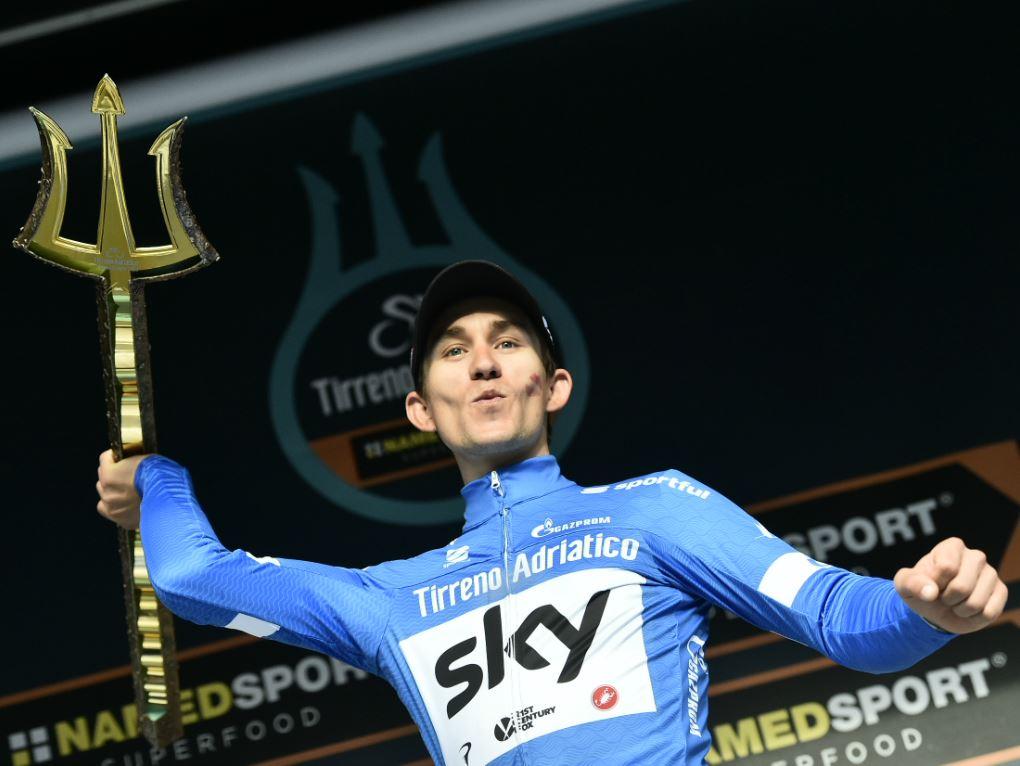 Michal Kwiatkowski sacré sur le Tirreno-Adriatico 2018