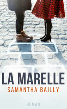 visuel couverture La Marelle de Samantha Bailly