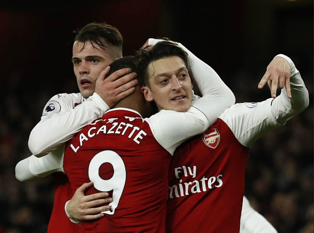 Nul de folie entre Arsenal et Liverpool
