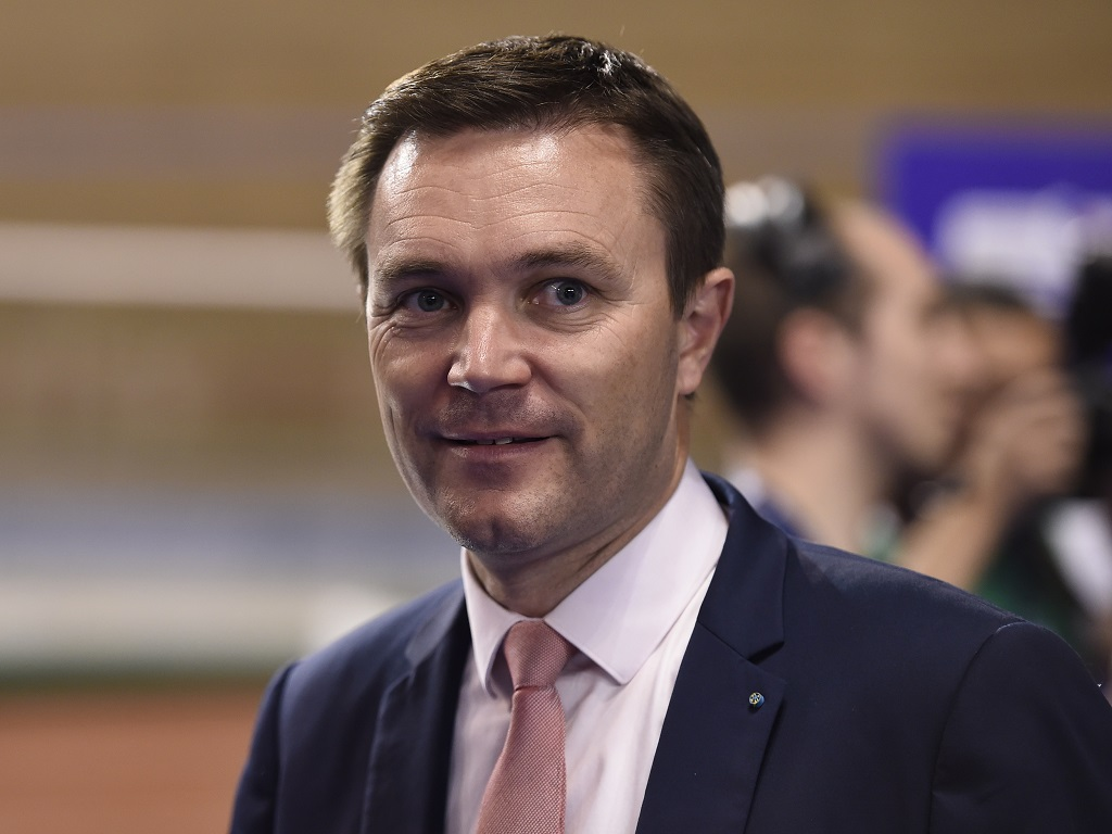 Le Français David Lappartient élu président de l'Union cycliste internationale (UCI)