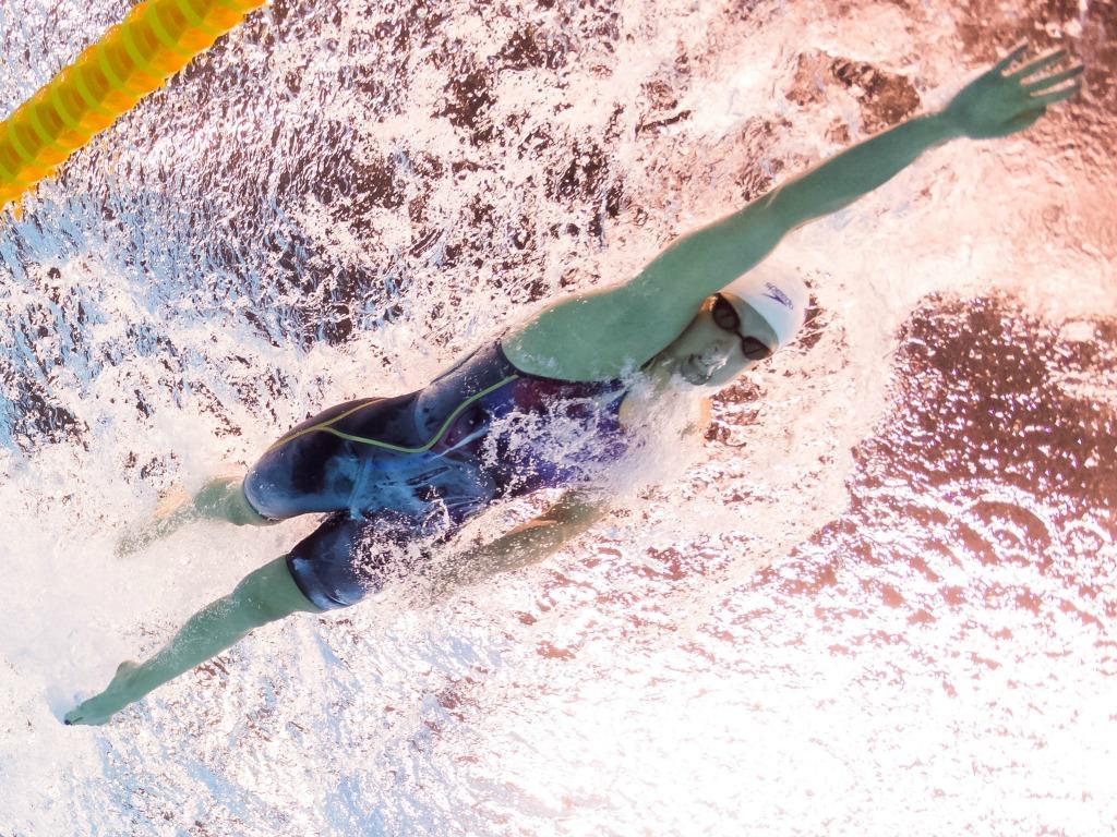 Katie Ledecky, la Phelps au féminin