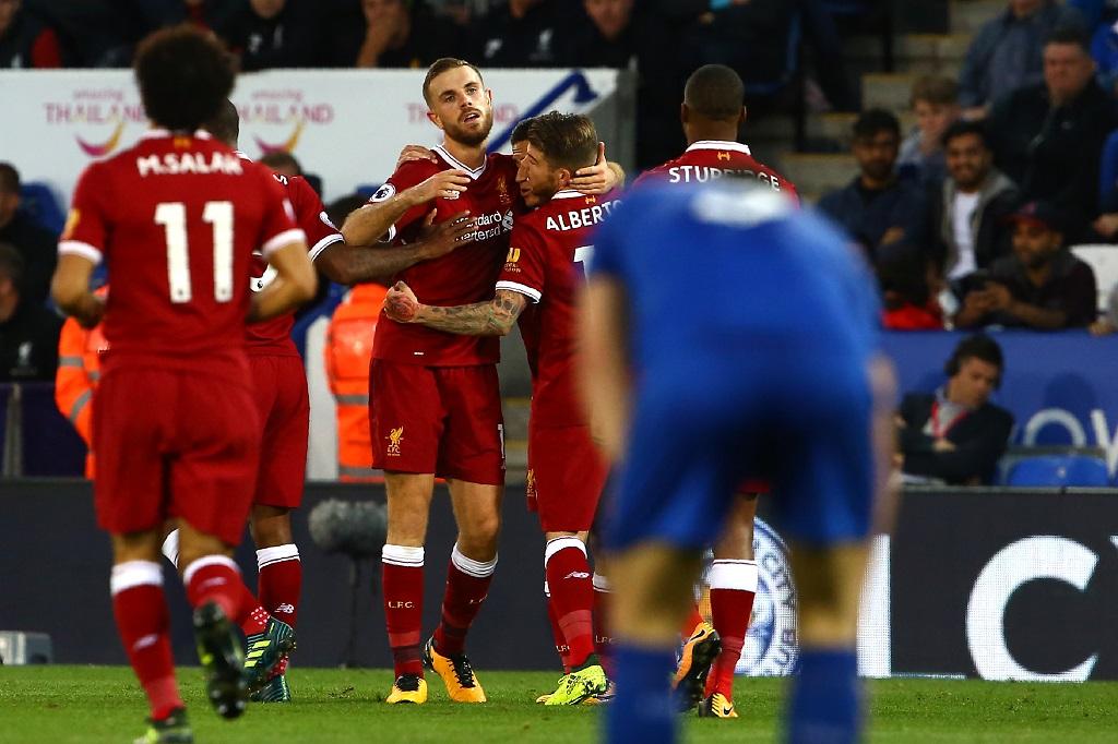 Emmené par Coutinho, Liverpool se relance à Leicester — Premier League