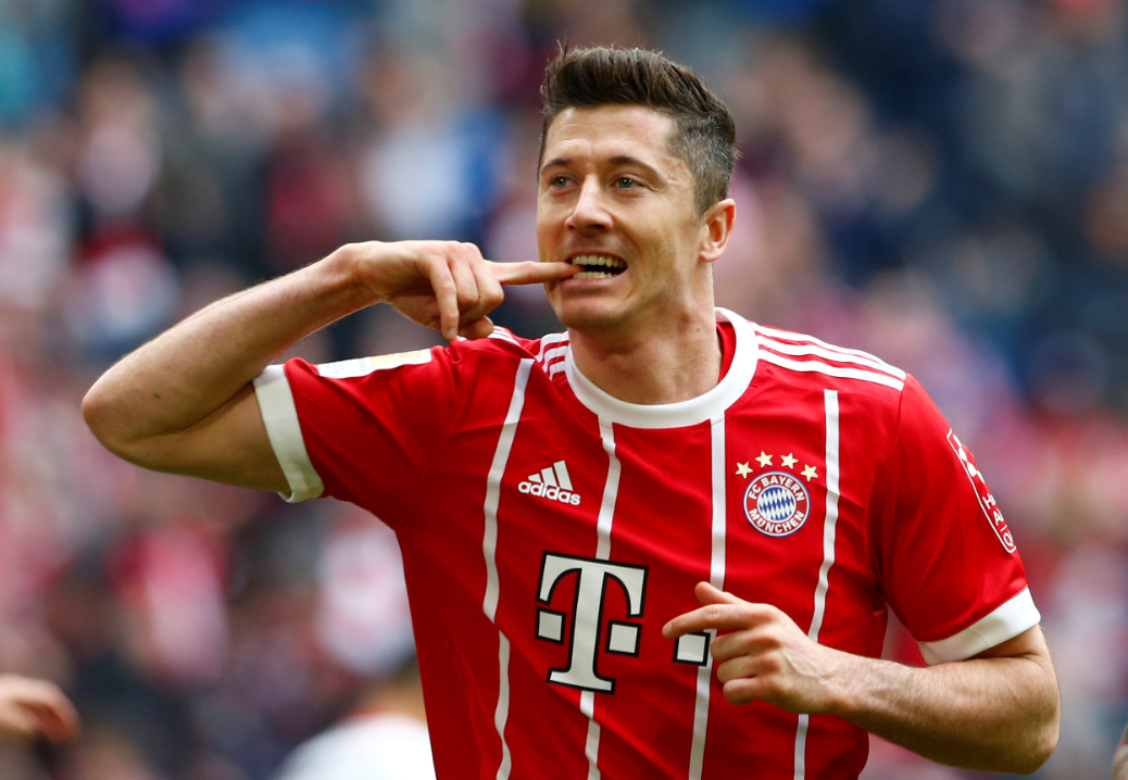 Accord de principe avec Lewandowski — Real