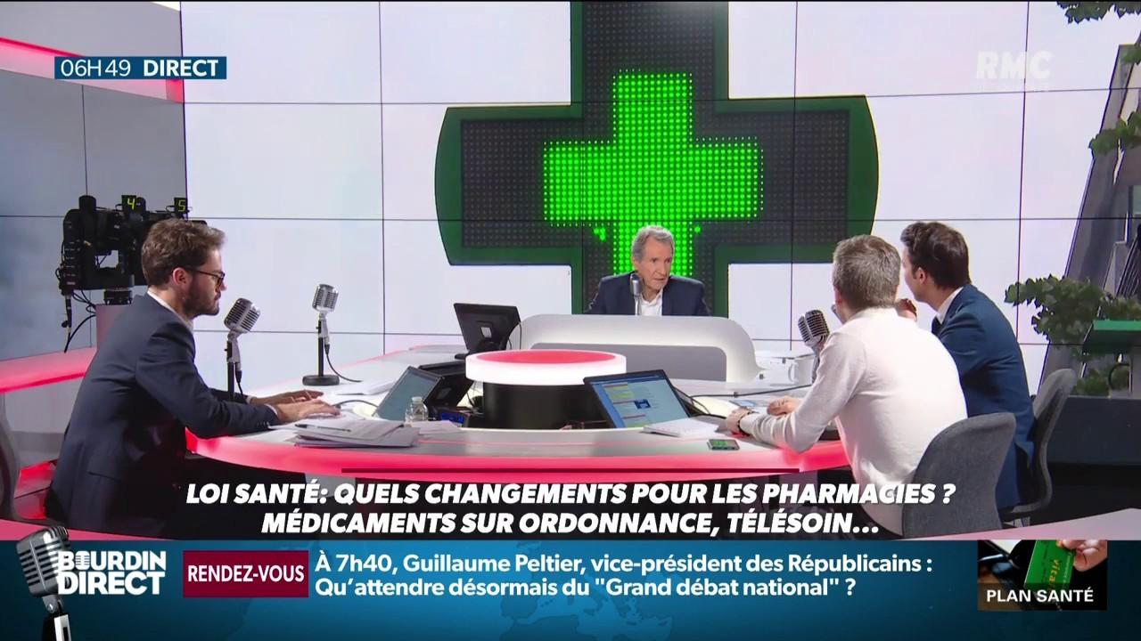 Les pharmaciens autorisés à délivrer des médicaments sans ordonnance