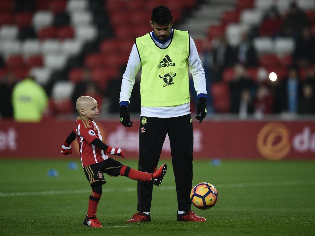 Le petit Bradley Lowery, coqueluche du foot anglais, est mort
