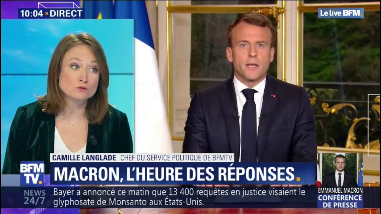 Conférence de presse de Macron : à quoi faut-il s'attendre ?