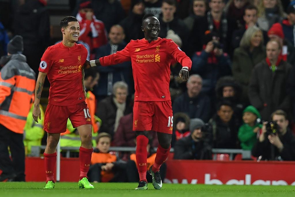 Liverpool bat Everton, Jürgen Klopp entre dans l'histoire des Reds — Premier League