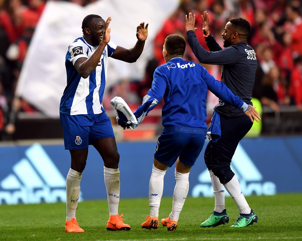 Brahimi et le FC Porto sacrés Champions de Liga Nos — Portugal