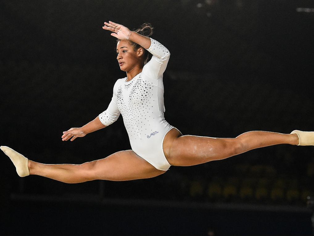 SFR Sport · Autres sports · Gymnastique. AFP. Marine Boyer Marine Boyer AFP 5aa3f75fa8c