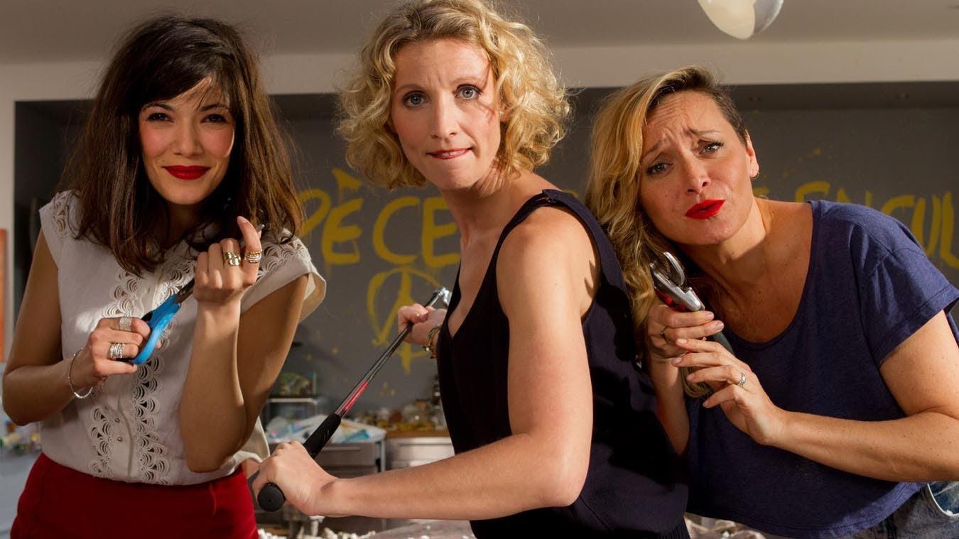 Audiences TV: TF1 leader avec Alexandra Lamy, M6 derrière France 3