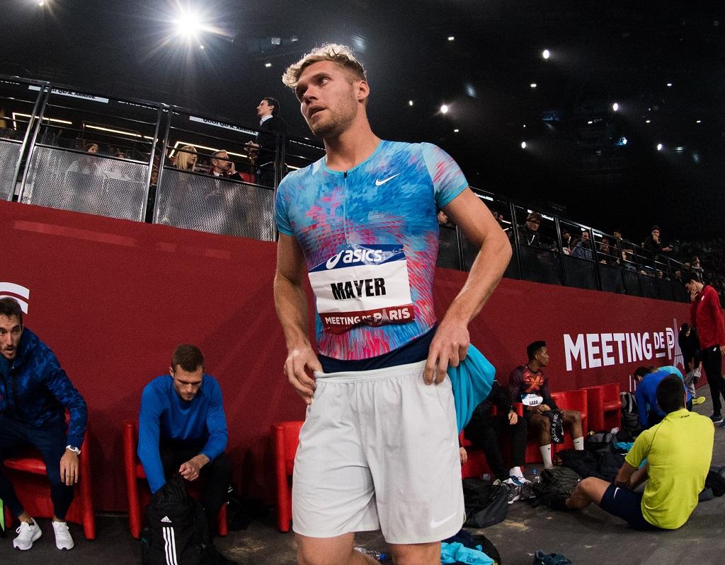 MPM pour Renaud Lavillenie avec 5,90 m — Meeting de Rouen