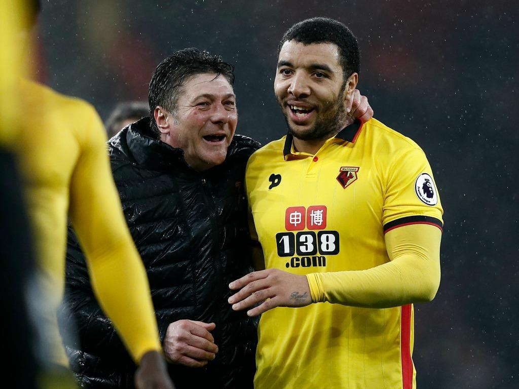 Mazzarri quittera Watford et Kabasele à la fin de la saison