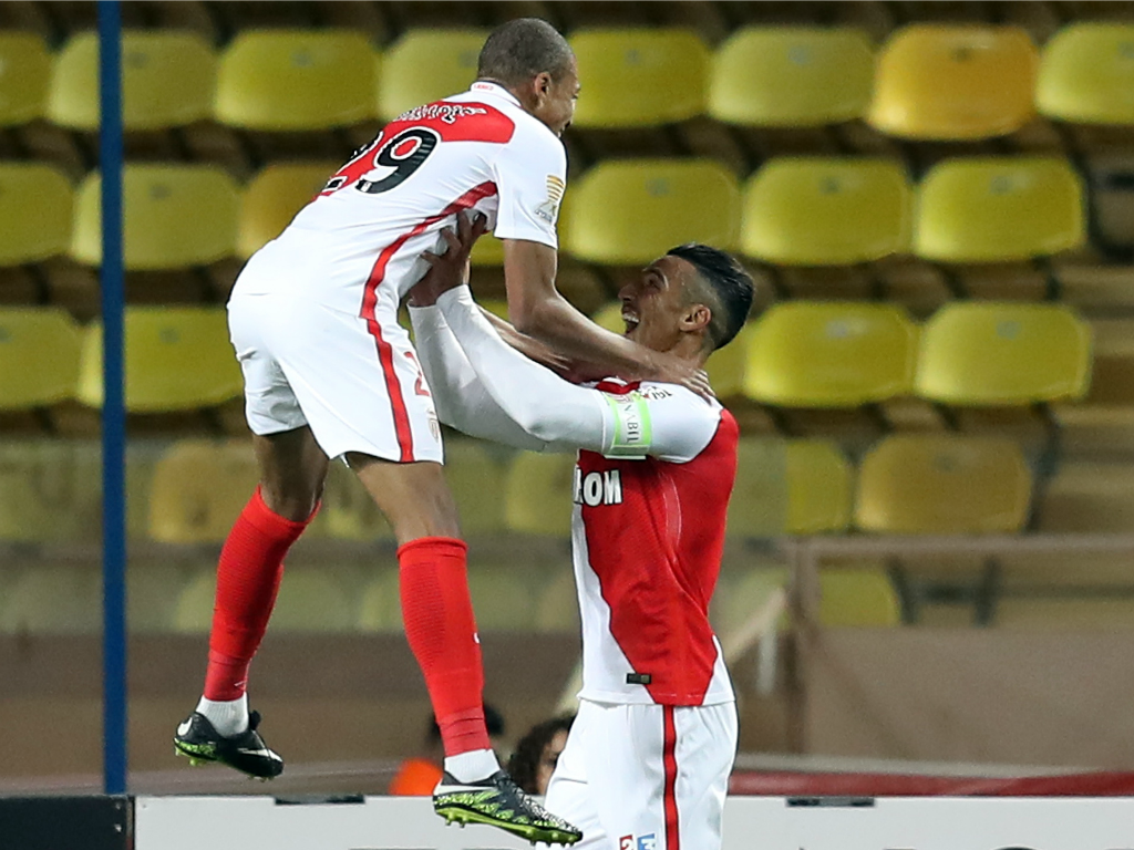 Kylian Mbappé, des buts en fanfare — AS Monaco