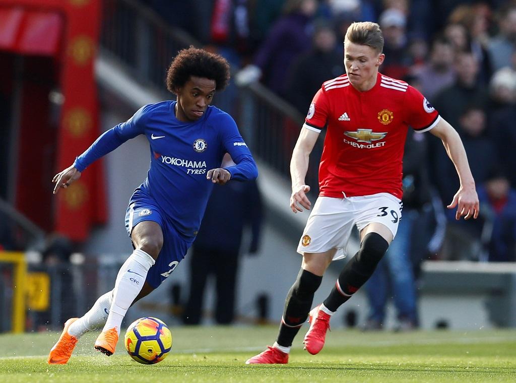 Premier League: Lukaku buteur, Manchester United se fait peur à Crystal Palace