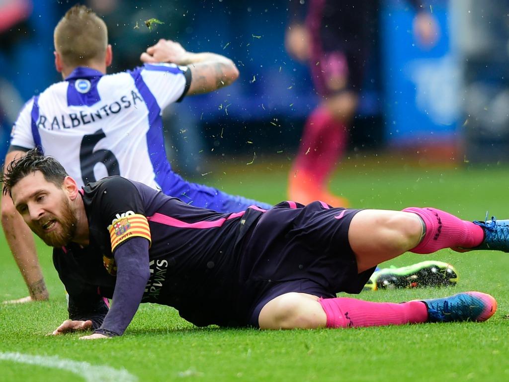 Espagne: La Corogne ramène le Barça sur terre (2-1)