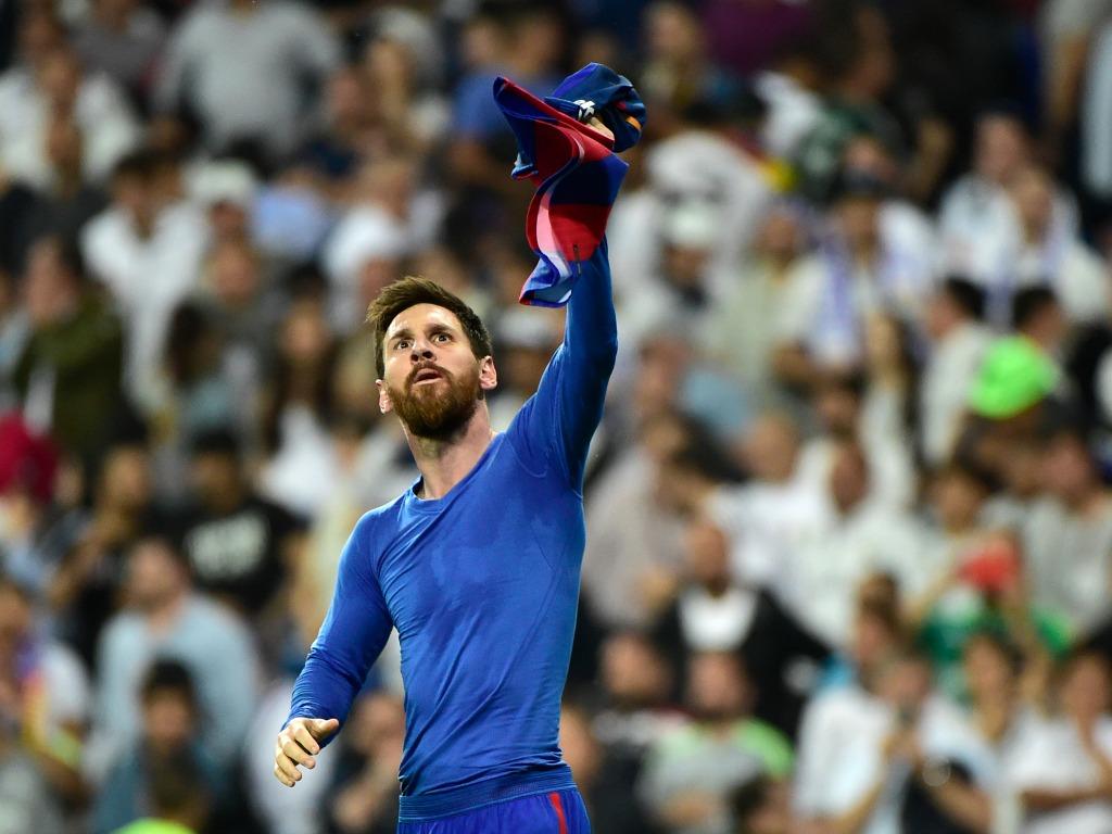 Real-Barça (2-3) : Messi puissance 500 pour porter les ...