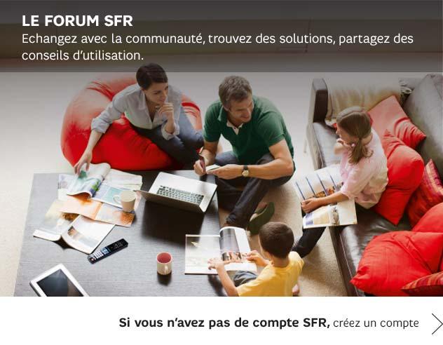 Le Forum SFR